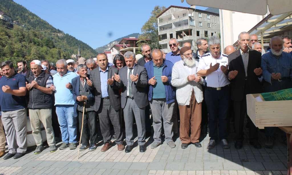 Taşkıran'da Fatma Erdoğan'a son görev 2