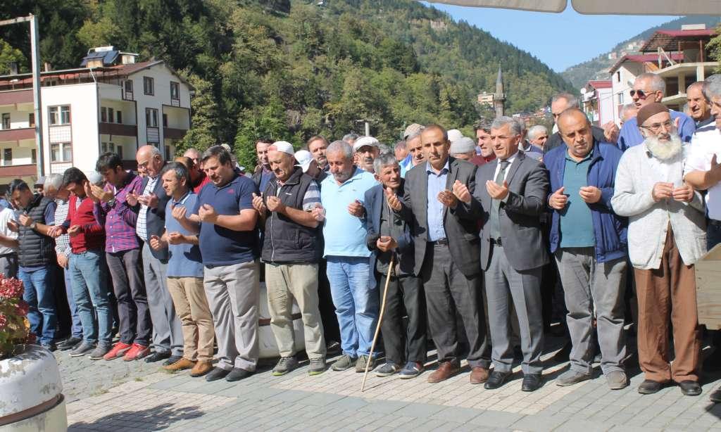 Taşkıran'da Fatma Erdoğan'a son görev 3