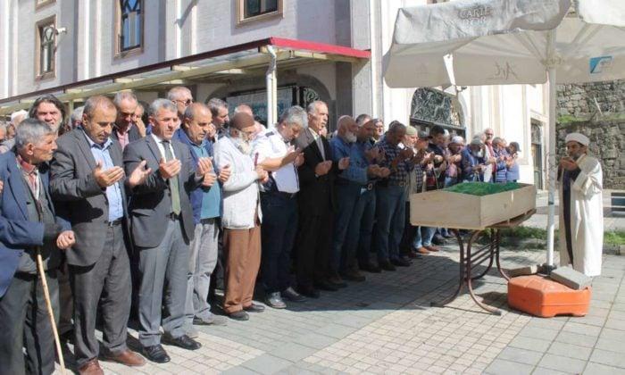 Taşkıran'da Fatma Erdoğan'a son görev