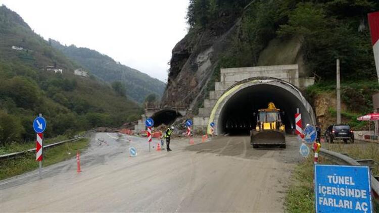 Ulaşım tünelden sağlanıyor 2