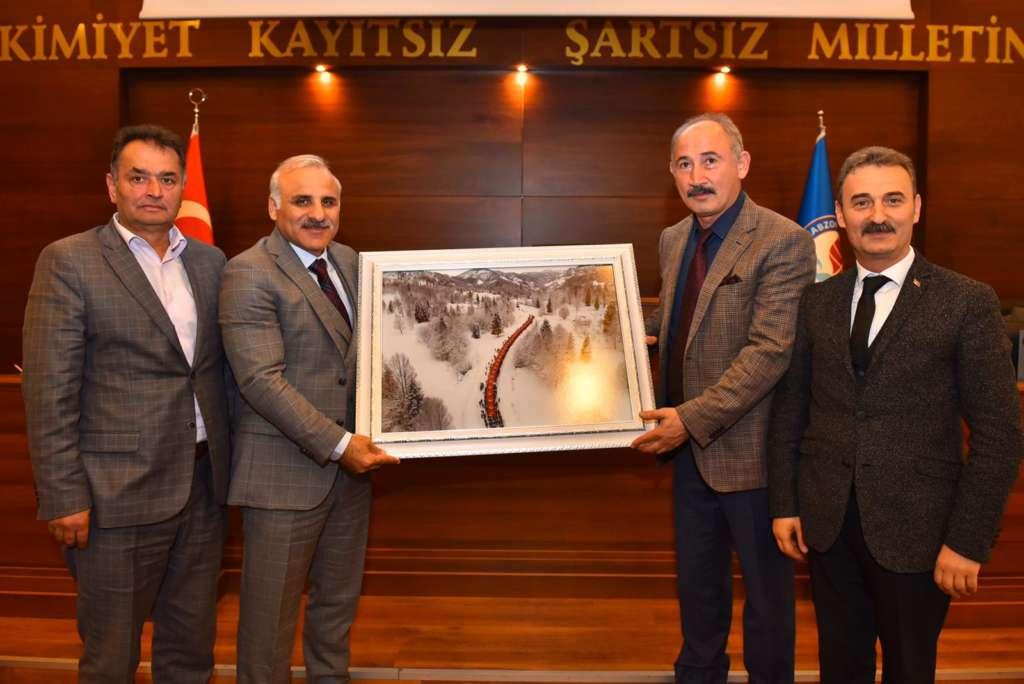 Başkan Zorluoğlu görevdeki 8 ayını değerlendirdi 1