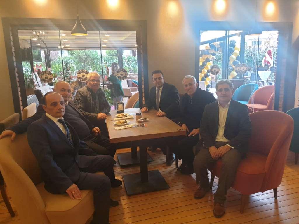 Kuymak Akhisar'da Cafe Ren'in açılışı yapıldı 5
