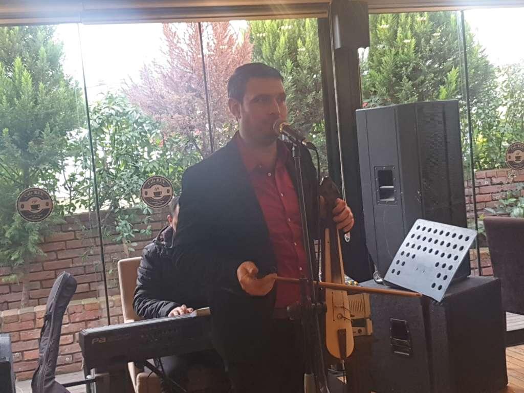 Kuymak Akhisar'da Cafe Ren'in açılışı yapıldı 12