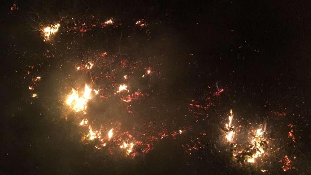 Ulucami mahallesinde yangın iki ev kül oldu 1
