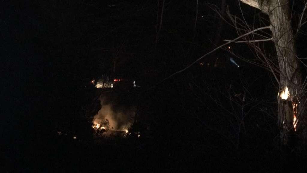 Ulucami mahallesinde yangın iki ev kül oldu 2