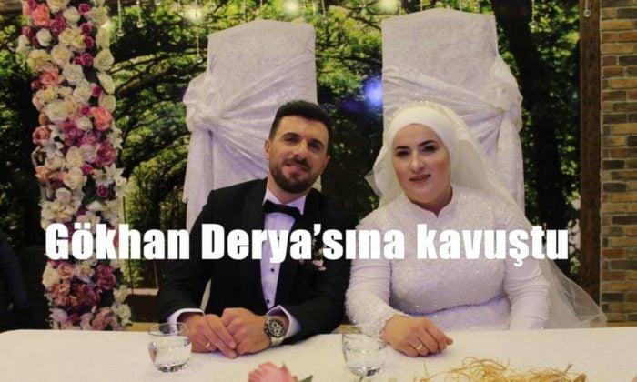 Derya ile Gökhan muhteşem düğün töreni ile hayatlarını birleştirdiler