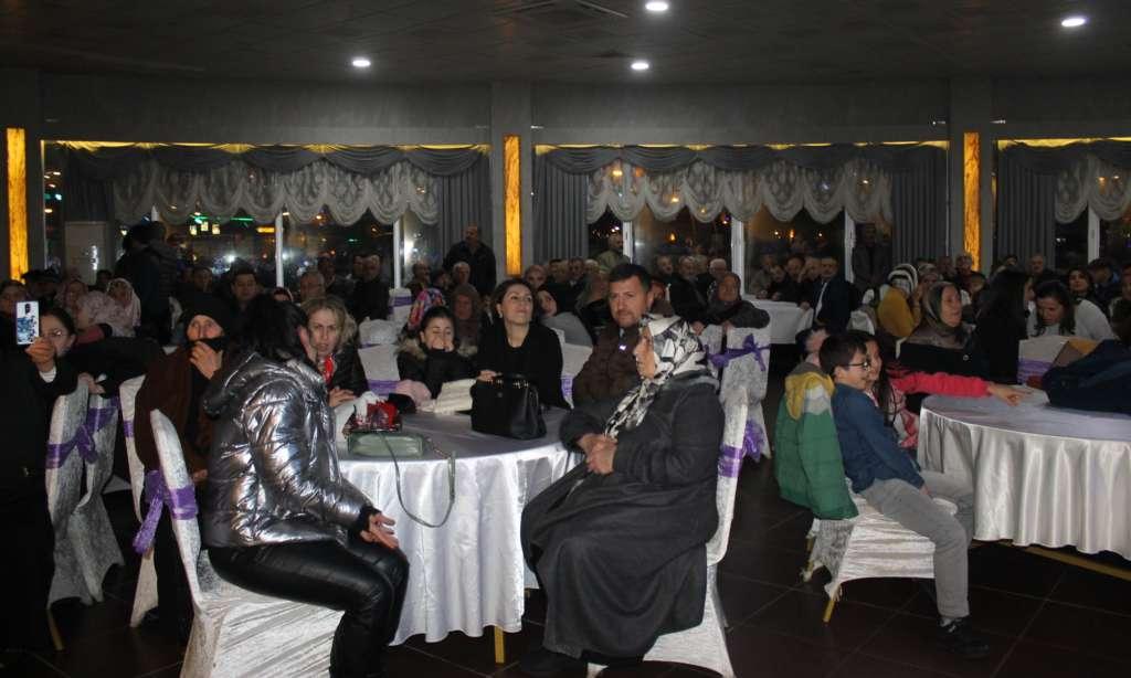 Derya ile Gökhan muhteşem düğün töreni ile hayatlarını birleştirdiler 6