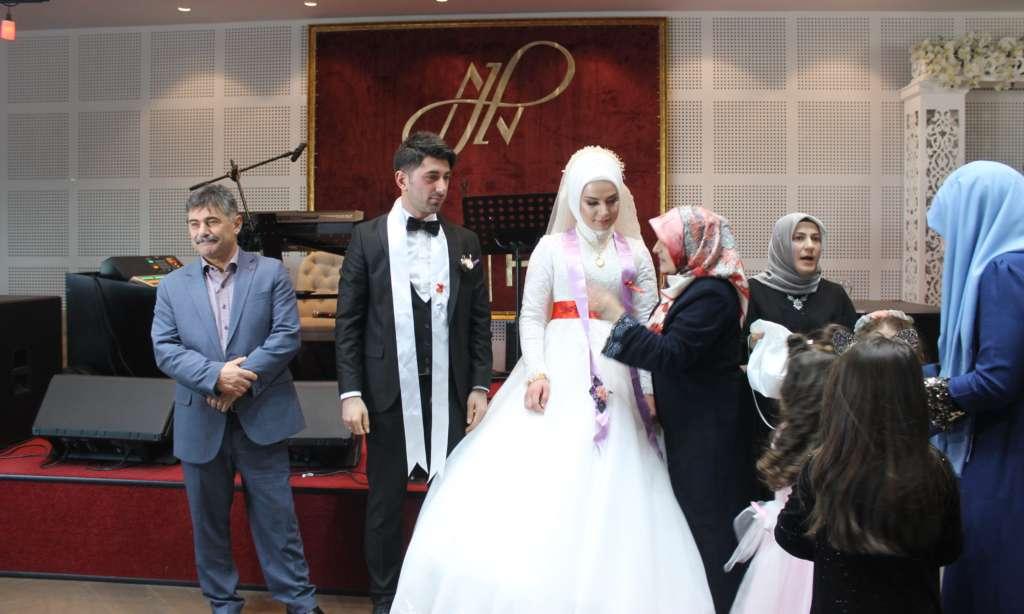 Esra ile Ahmet'in en mutlu günü 1