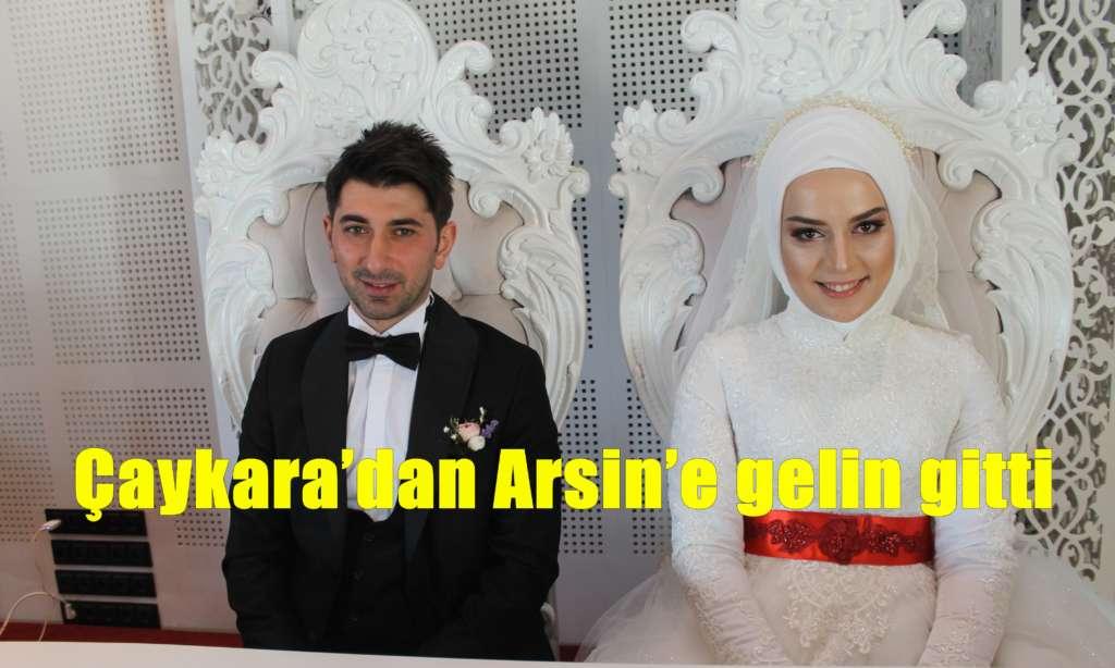 Esra ile Ahmet'in en mutlu günü