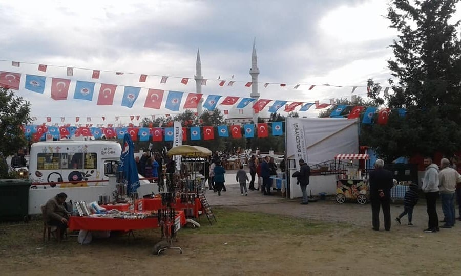 KKTC'de Hamsi Festivali coşkusu 9