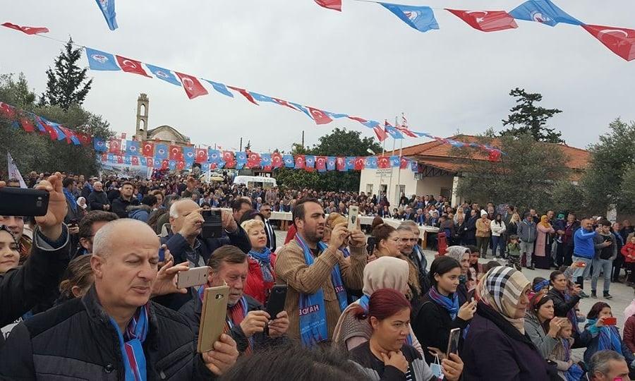 KKTC'de Hamsi Festivali coşkusu 4