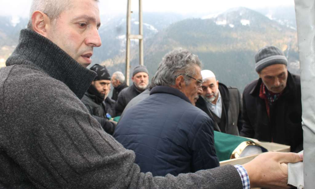 Mehmet Kurt sonsuza uğurlandı 1