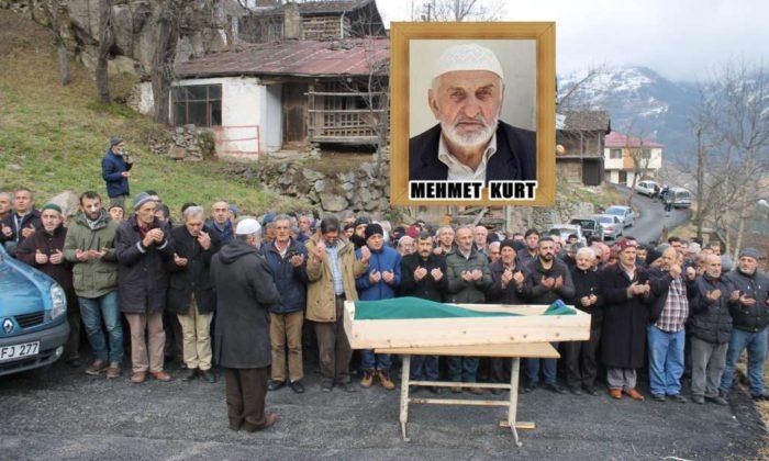 Mehmet Kurt sonsuza uğurlandı