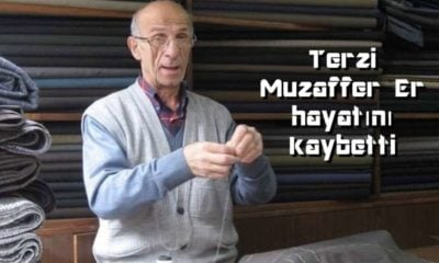 Terzi Muzaffer Er vefat etti