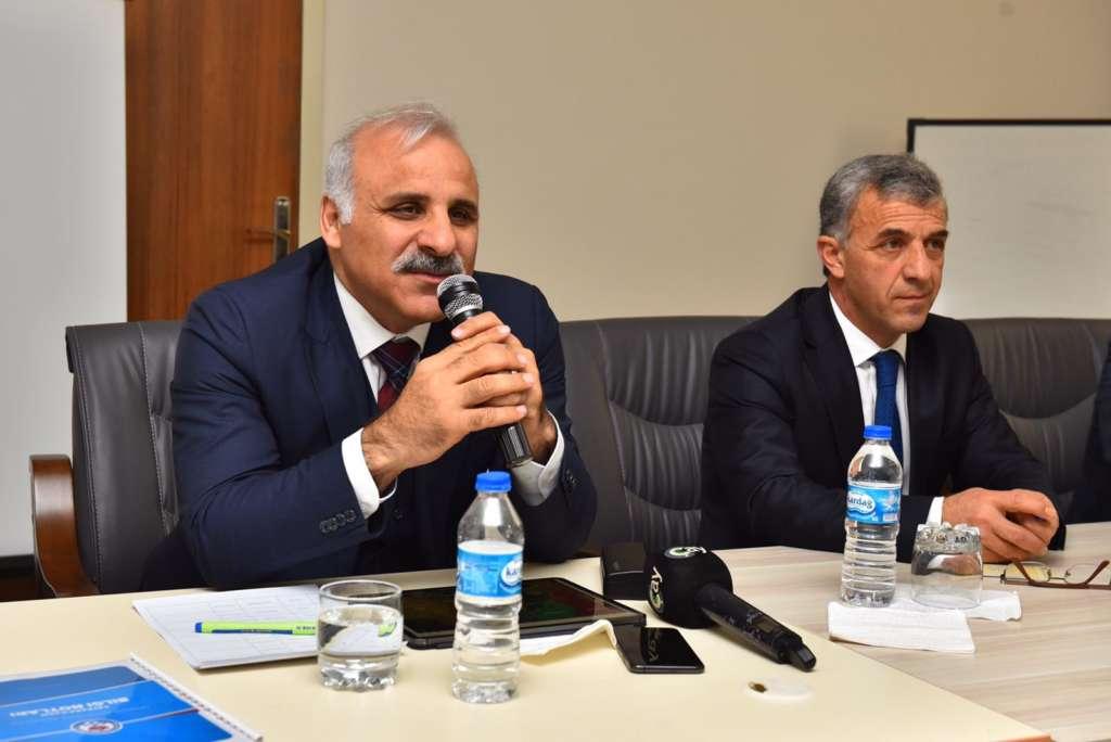 Başkan Zorluoğlu Çaykara'da incelemelerde bulundu 2