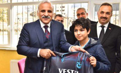 Başkan Zorluoğlu Çaykara'da incelemelerde bulundu