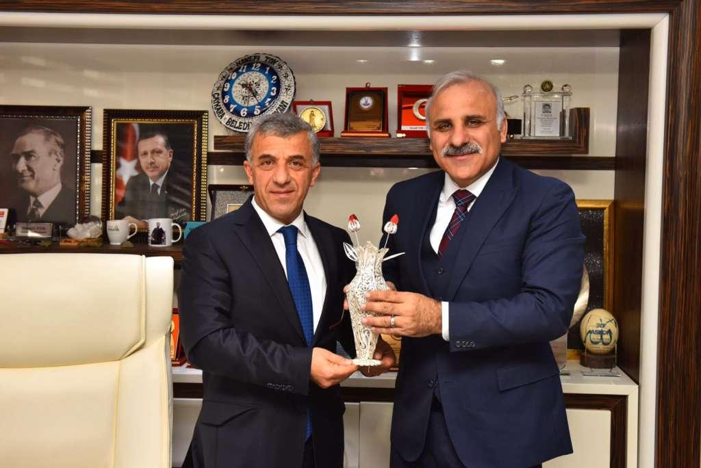Başkan Zorluoğlu Çaykara'da incelemelerde bulundu 5