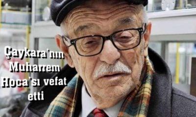Emekli öğretmen Muharrem Durgun vefat etti