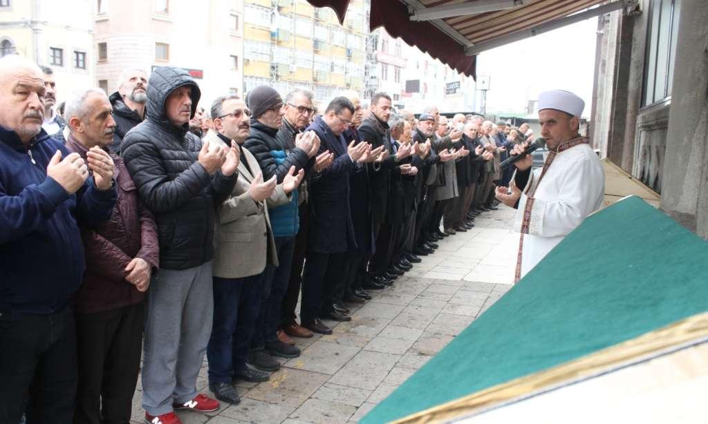 Dr. Fazlı Baltacıoğlu sonsuza uğurlandı 7
