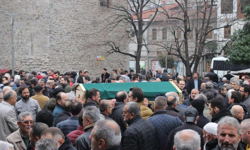 Dr. Fazlı Baltacıoğlu sonsuza uğurlandı 1