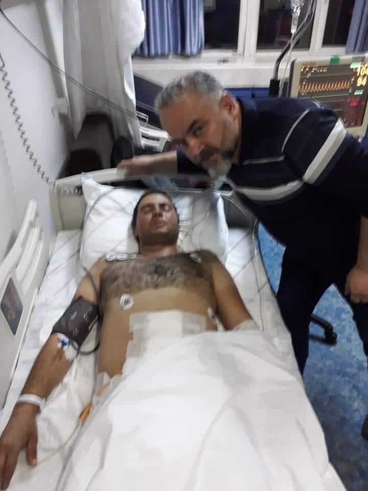 Komando Uzman Çavuş Göksü Çakmak İdlib'de yaralandı 1