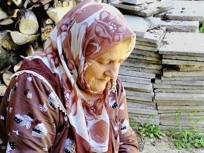 Şahinkaya'da Hanife Aydınlı vefat etti