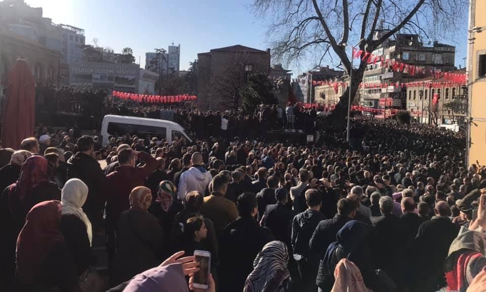 Şehit Kadir Tuncer mahşeri kalabalık ile uğurlandı! 11