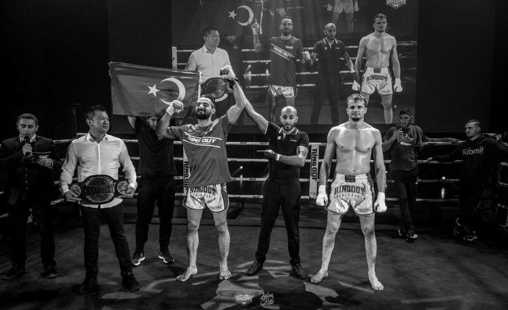 Yavuz Selim Kazancı Avrupa şampiyonu 3