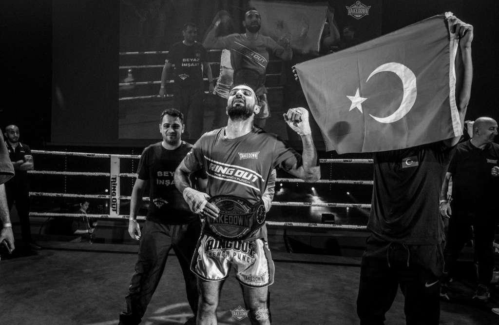 Yavuz Selim Kazancı Avrupa şampiyonu 4