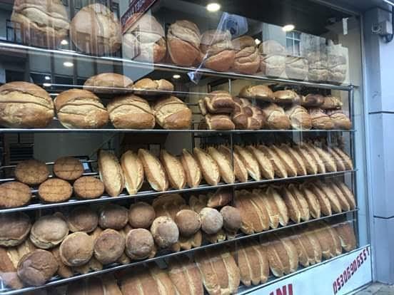 Çaykara'da Ramazan boyunca Nuhoğlu ekmek fırını hizmetinizde 2