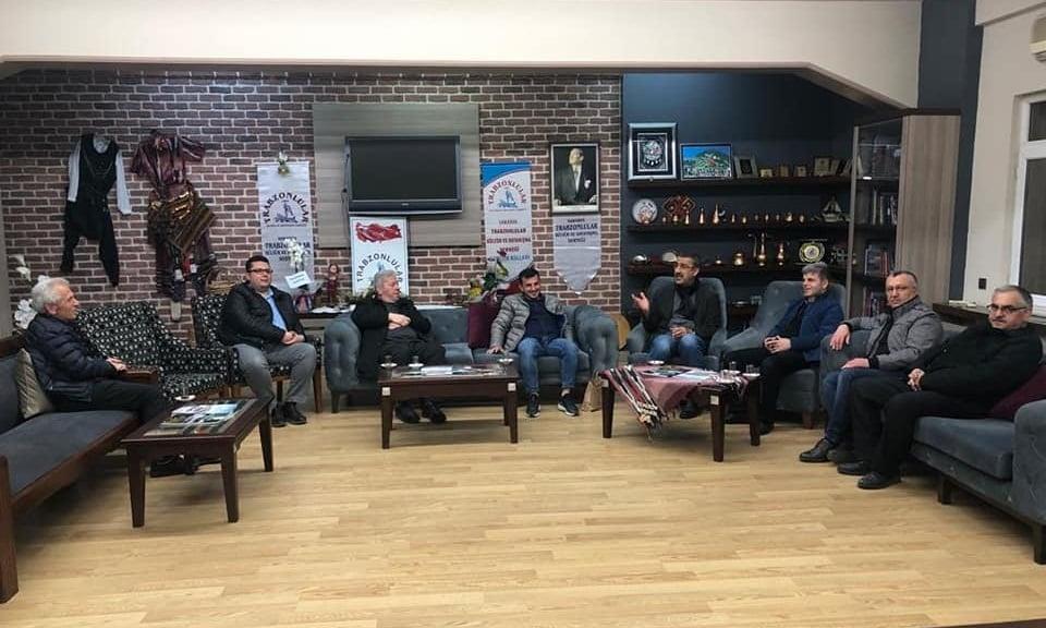 Çaykaralı Başkan Prof.Dr.Fehmi Çelebi (Covid19) ile mücadeleye devam ediyor 4