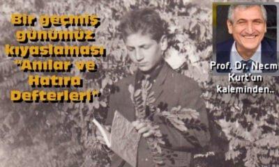 Dr Necmi Kurt: Anılar ve hatıra defterleri