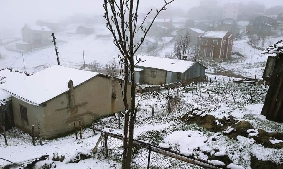 Mayıs'ta kar Sürprizi yaşandı 3