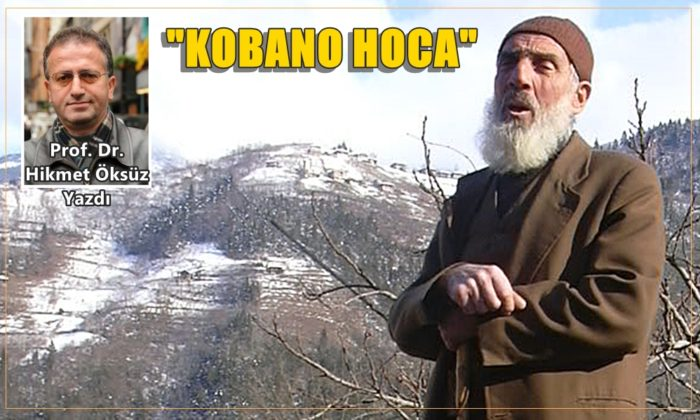 Mustafa Akın ya da namı diğer Kobanoğlu Hoca…
