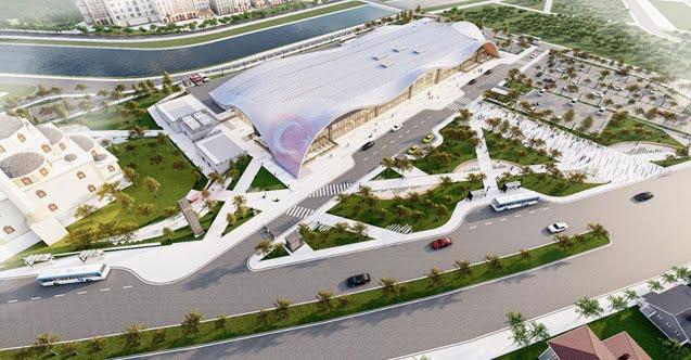Trabzon'un yeni otogarı projesi ihaleye çıkıyor 3