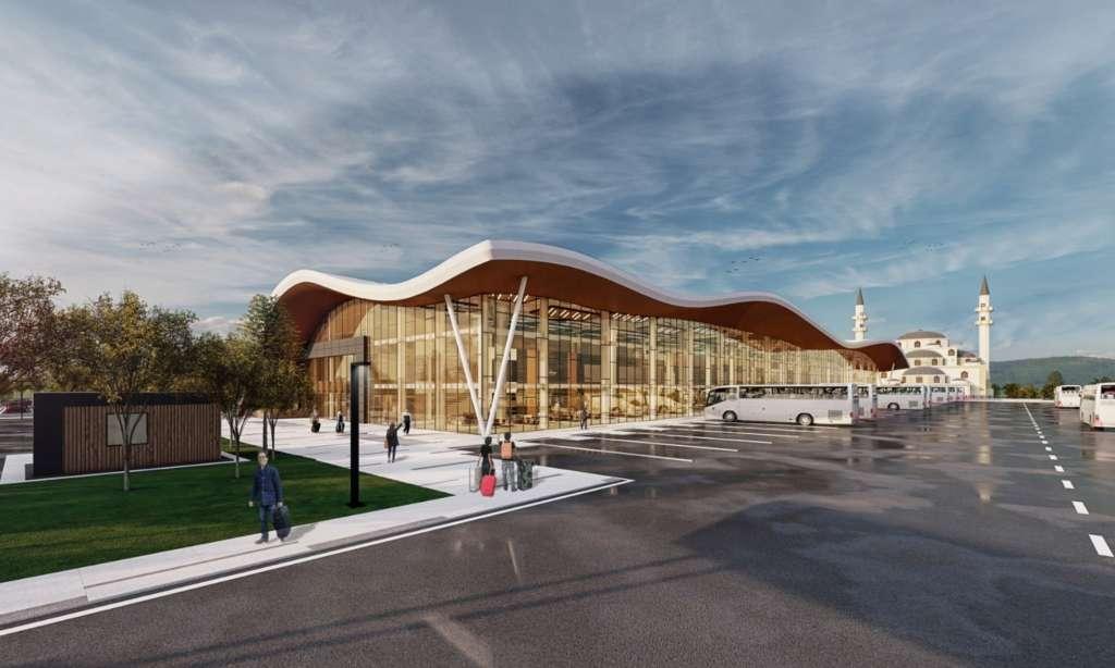 Trabzon'un yeni otogarı projesi ihaleye çıkıyor 4