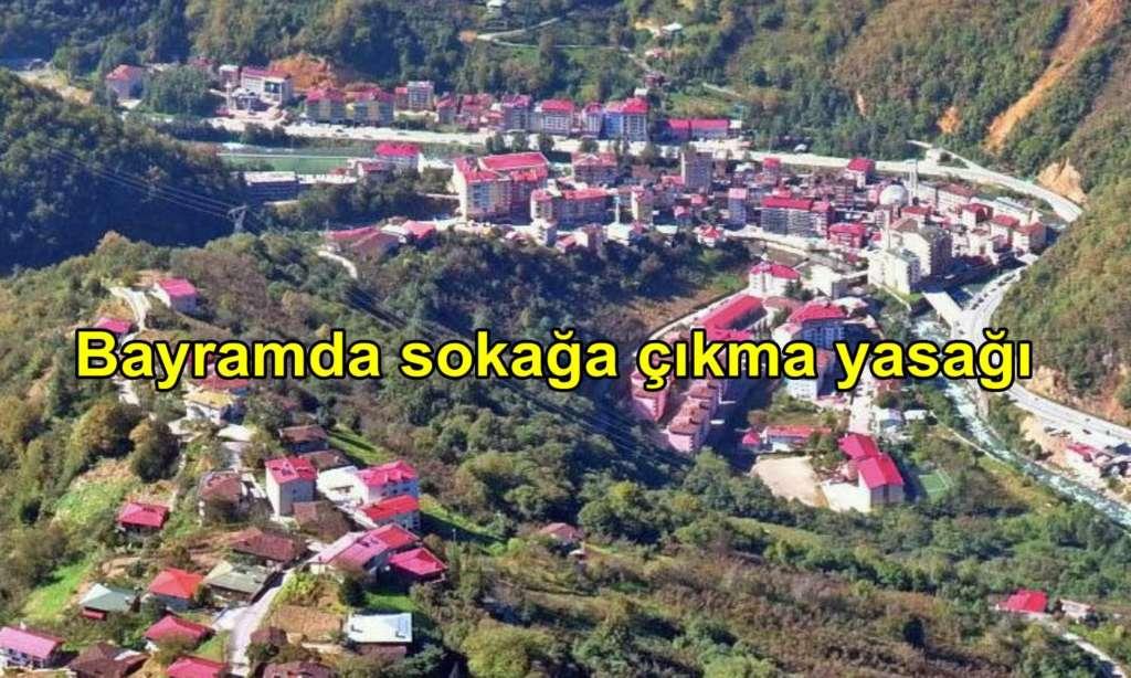 Türkiye genelinde sokağa çıkma yasağı uygulanacak