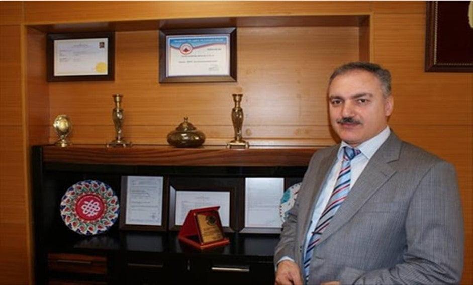 Opr. Dr. Yusuf Aşık Özel İmperial Hastanesi'nde 1