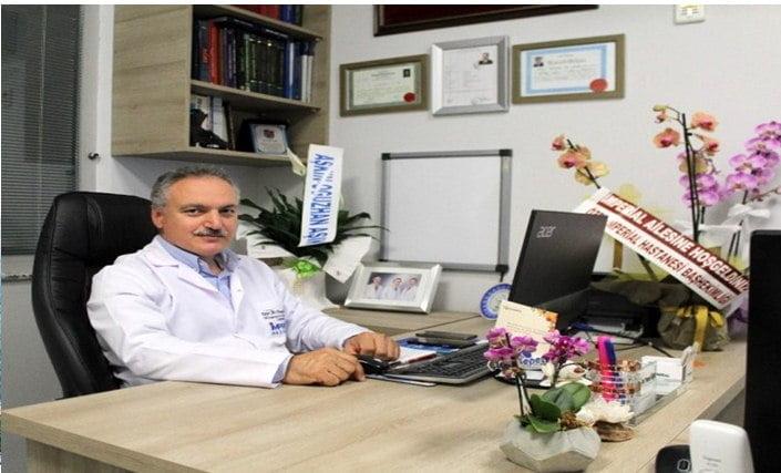 Opr. Dr. Yusuf Aşık Özel İmperial Hastanesi'nde 2