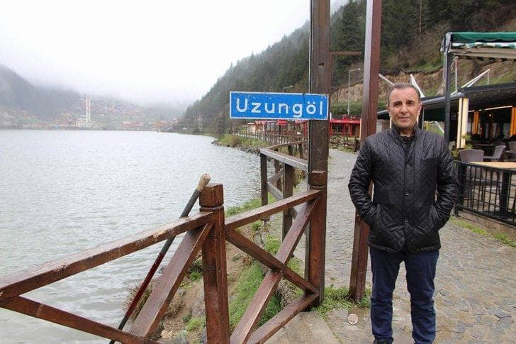 Uzungöl'e ilk ziyaretçi Diyarbakır'dan 1