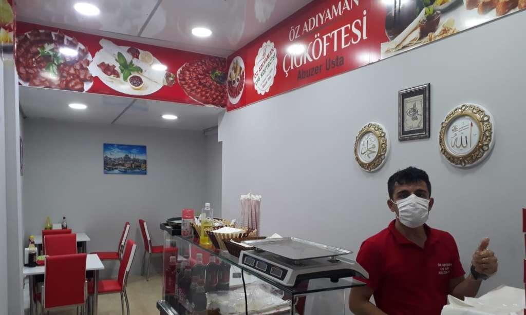 Çaykara'da Çiğ Köfte Dükkanı açıldı 4
