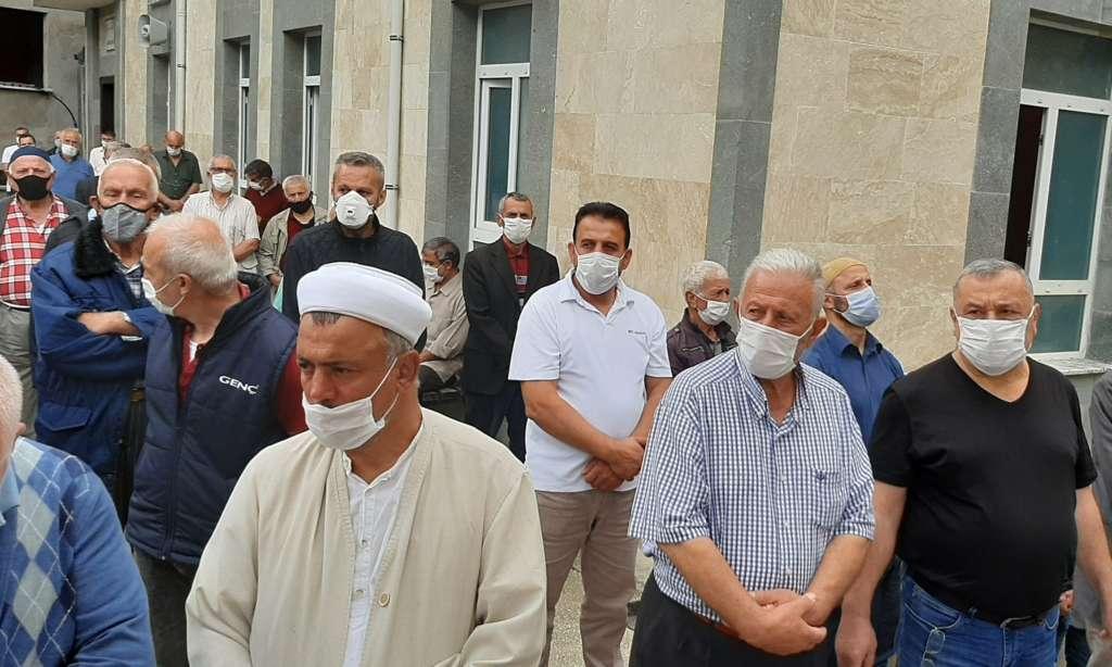Mustafa Çelebi dualarla son yolculuğuna uğurlandı 6