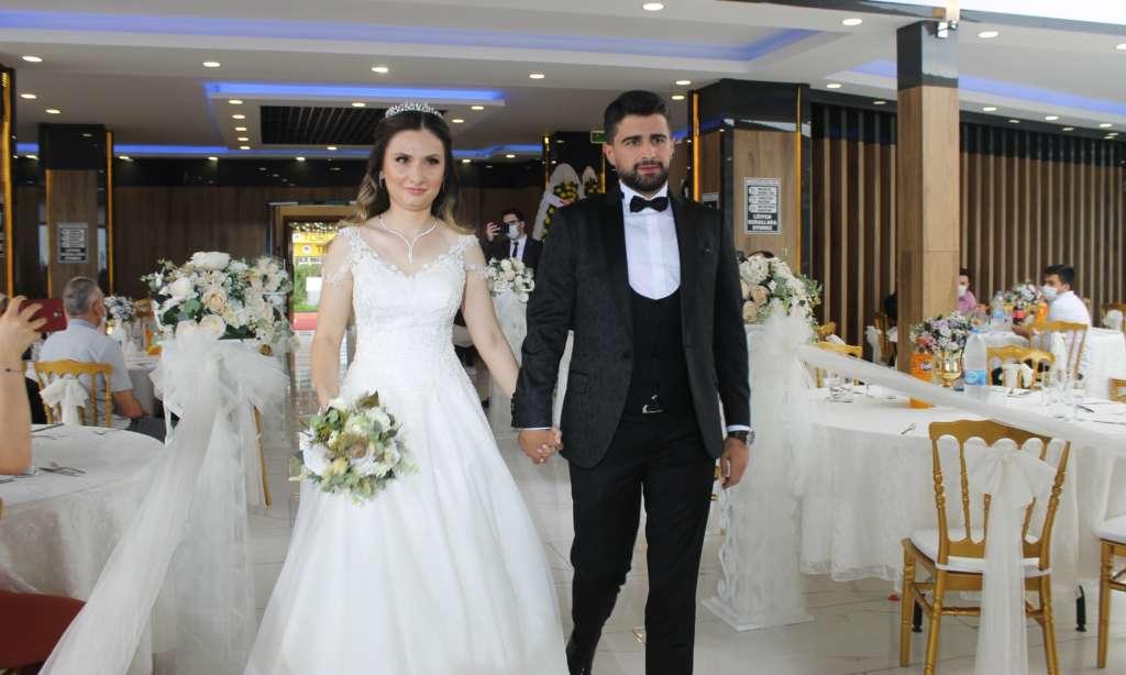 Aleyna ile Abdultalib'in en mutlu günü 2