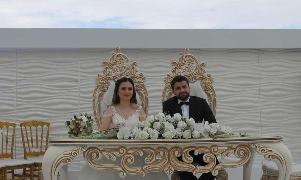 Aleyna ile Abdultalib'in en mutlu günü 1