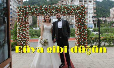 Aleyna ile Abdultalib'in en mutlu günü