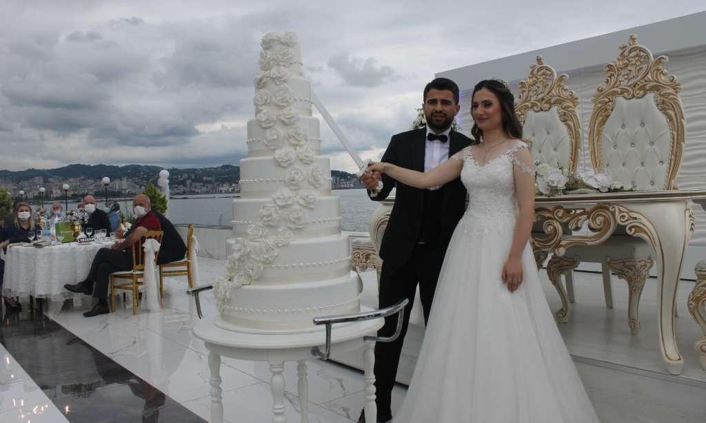 Aleyna ile Abdultalib'in en mutlu günü 4