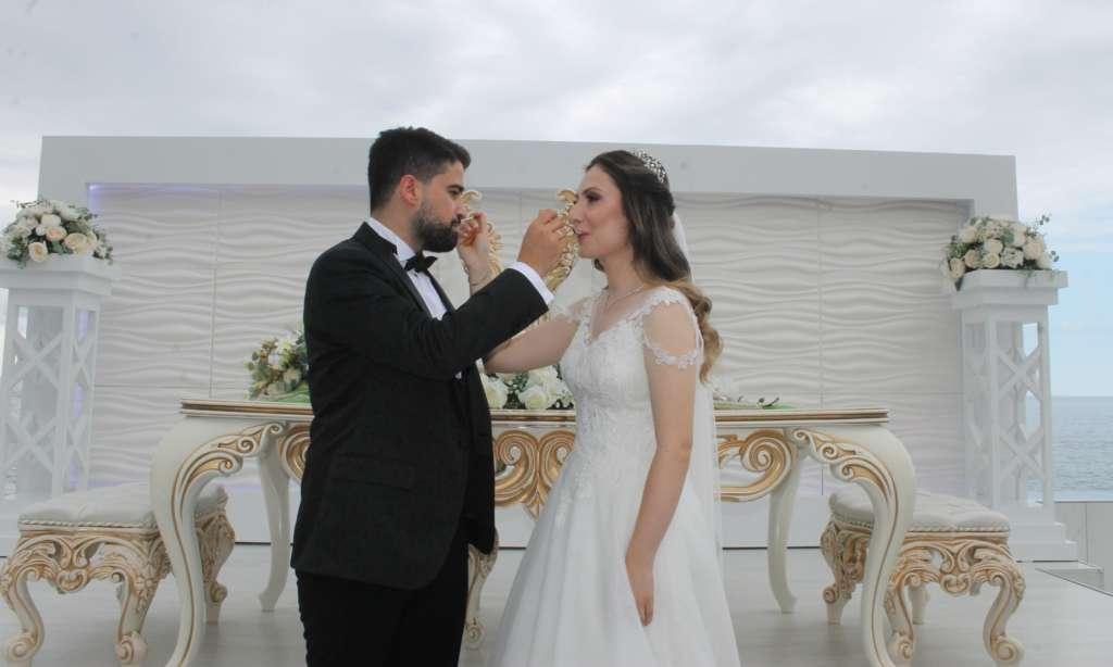 Aleyna ile Abdultalib'in en mutlu günü 3
