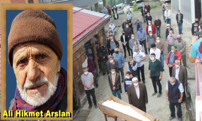Ali Hikmet Arslan son yolculuğuna uğurlandı