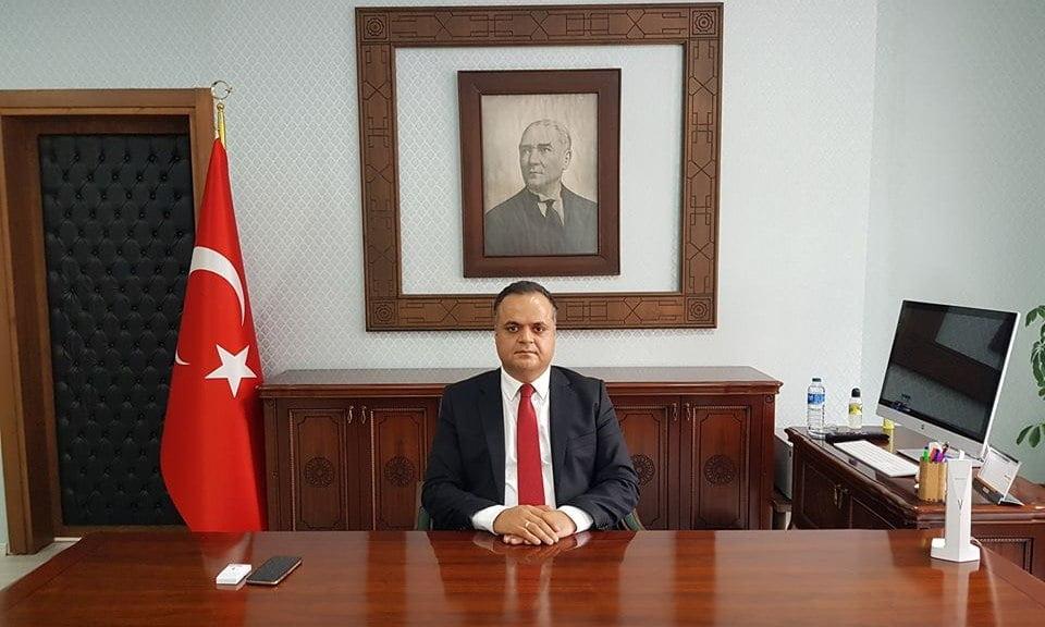 Çaykara Kaymakamı Osman Çelikkol görevine başladı