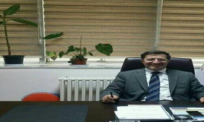Gedikoğlu Burhaniye'de İlçe başkanı